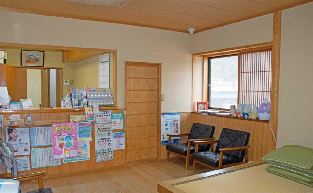 池田歯科医院内